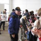 US Airways Honor Flight DC