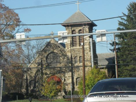 St Anthonys Church Nanuet NY
