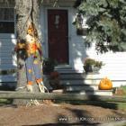 Halloween Decoration Spring