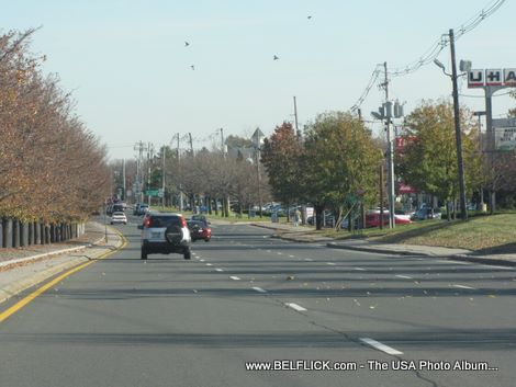 Route 59 Route 304 Nanuet NY