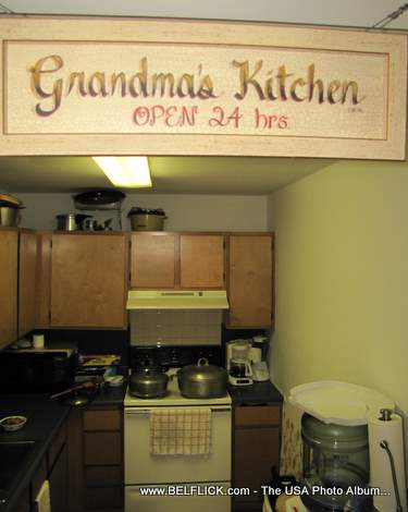 Grandma's kitchen - Open 24 hours