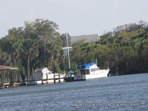 Indian River Boat Dock