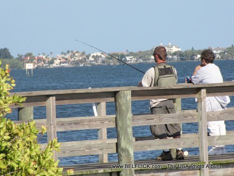 Indian River Area Fishing