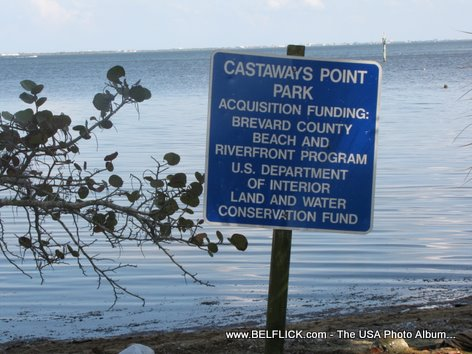 Castaway Point Park, Brevard County FL