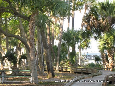 Castaway Point Park In Palm Bay
