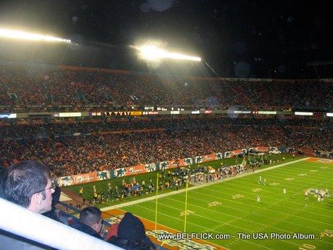 dolphin football stadium