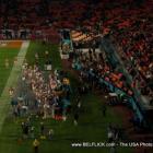football game sunlife stadium miami