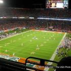 football game sunlife stadium fl