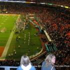 dolphin stadium football