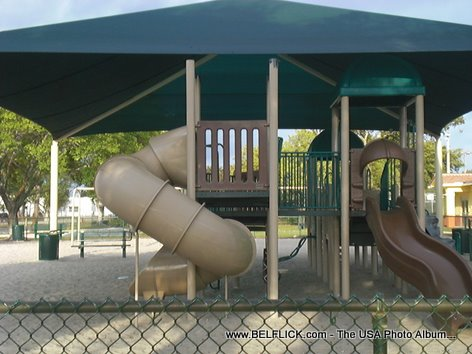 Fairway Park Children Playground Miramar Florida