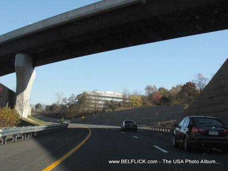 Interstate 287, New York State Thruway