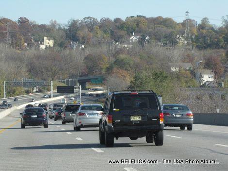 Interstate 287 White Plains New York