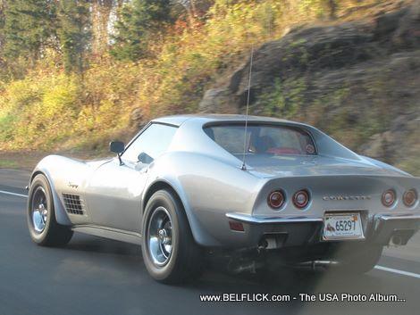 1963 Corvette Sting Ray