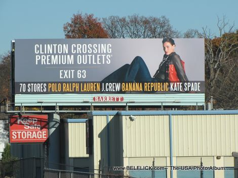 Clinton Crossings Premium Outlets