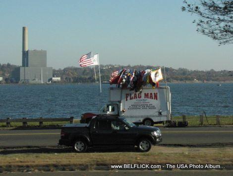Flagman Of America