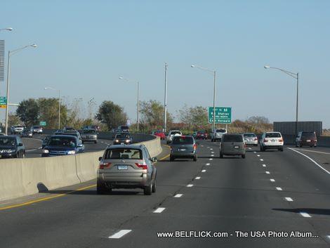 Connecticut Turnpike Interstate 95 Connecticut