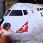 Qantas Airways Oprah