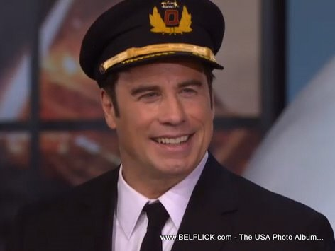 Oprah And Captain John Travolta