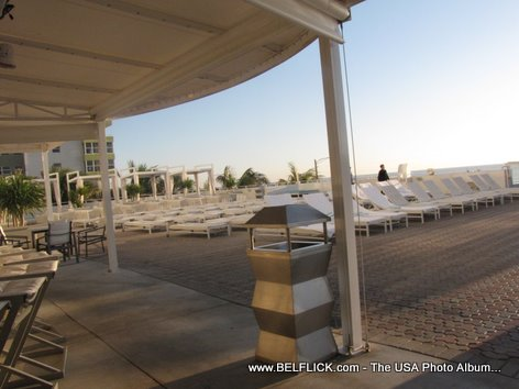 Westin Hotel Beach Resort BIRCH Bar And Patio Harbor View Fort Lauderdale Beach Florida