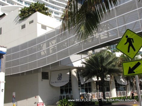 Ritz Carlton Luxury Hotel Resort Fort Lauderdale Florida