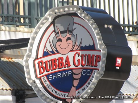 Bubba Gump Shrimp Co Fort Lauderdale Florida
