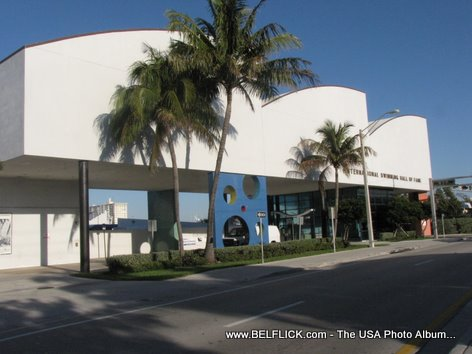 Fort Lauderdale International Swimming Hall Of Fame