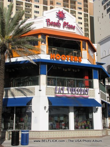 Hooters, Beach Place, Fat Tuesday, Las Olas Boulevard