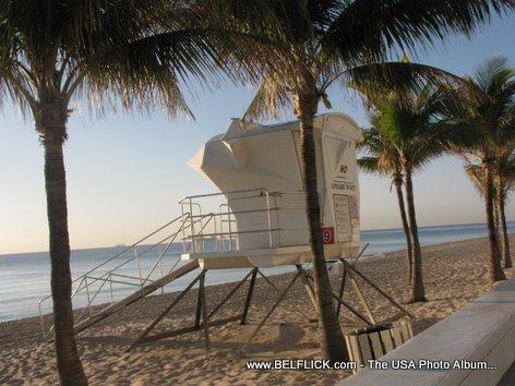 Fort Lauderdale Beach Lifeguard