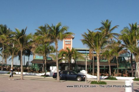 Oasis Cafe Seabreeze Blvd Fort Lauderdale Beach Florida