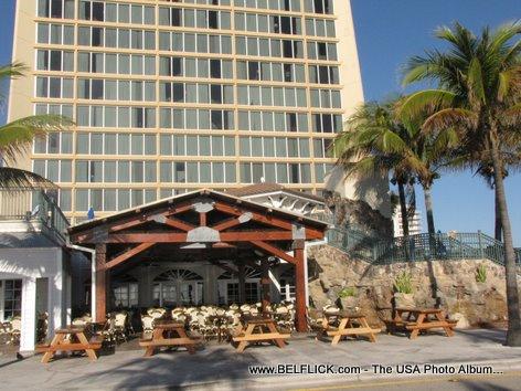 Bubba Gump Shrimp Co Theme Restaurant Fort Lauderdale Florida