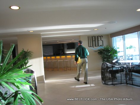 Inside Westin Hotel Beach Resort Fort Lauderdale Florida