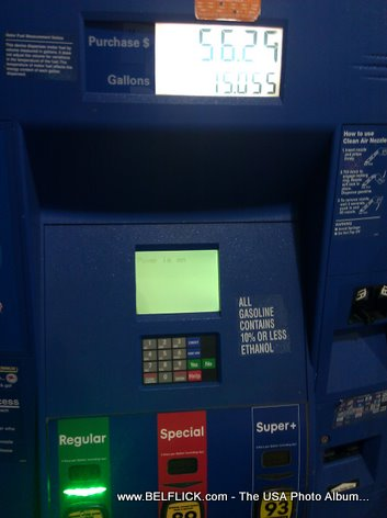 Florida Gas Prices Mobile Gas Station Fuel Pump