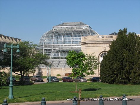 US Botanic Gardens Washington DC