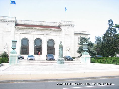 OAS Building Organization Of American States Washington DC