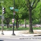 Madison Drive And Third St Washington DC